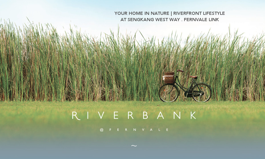 Riverbank at Fernvale Sengkang