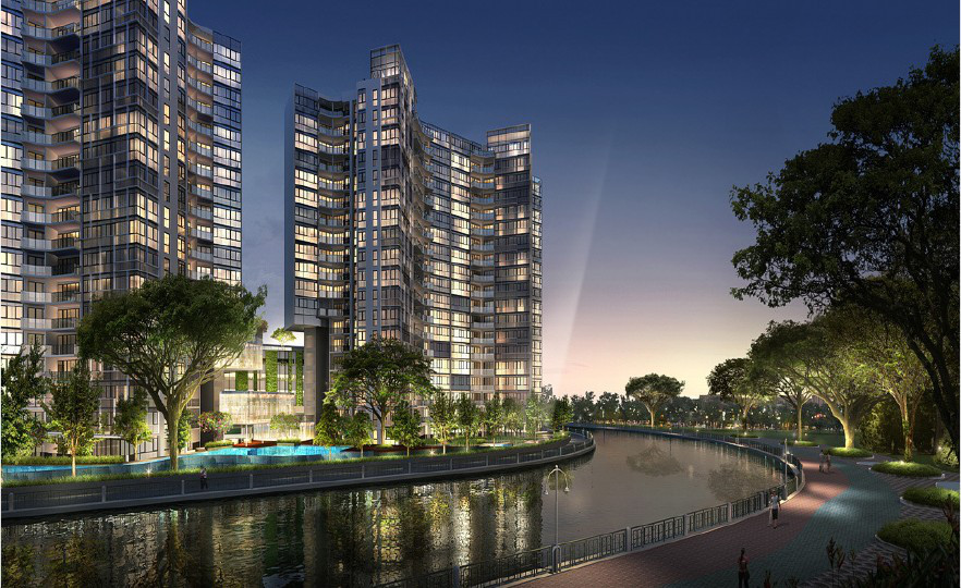 Waterbank @ Dakota by UOL (developer for Riverbank Fernvale)