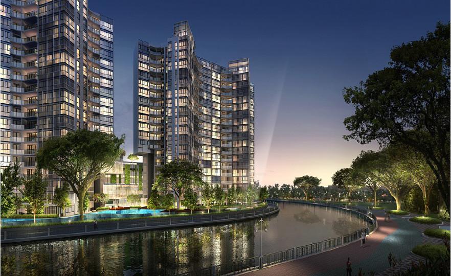 Waterbank @ Dakota by UOL (developer for Riverbank Fernvale)