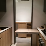 Riverbank Showflat Free Pull-out Worktop