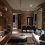 Riverbank Showflat Living Dining